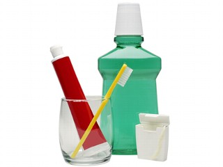mouthwash How to Use a Fluoride Rinse