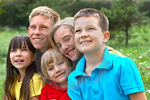 Children's smile @ www.dreamstime.com