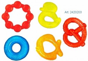 Baby teethers by everfaith.com