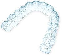 invisalign2 Tooth straightening with invisible braces