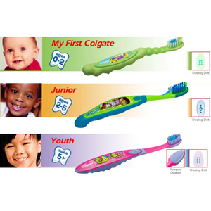 colgate childrens toothbrush Best Toothbrushes for Kids