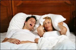 stop snoring at night naturally