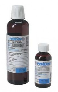 peridex 2bottle 191x300 How to minimize side effects of using Peridex (Chlorhexidine Gluconate)
