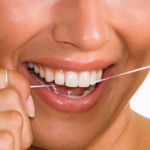 flossing1 150x150 How to Clean Ceramic Teeth