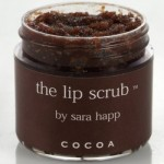 sara happ cocoa lip scrub 150x150 How to Cure Smokers Lips