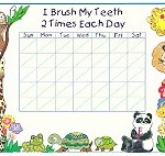 Brush Chart Img1 150x142 How to Motivate Your Kids to Brush Their Teeth