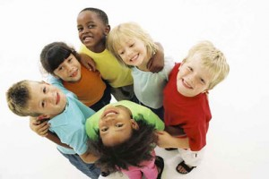 group children smiling WEB1 300x200 How to Help Children Overcome Debilitating Fears of the Dentist?