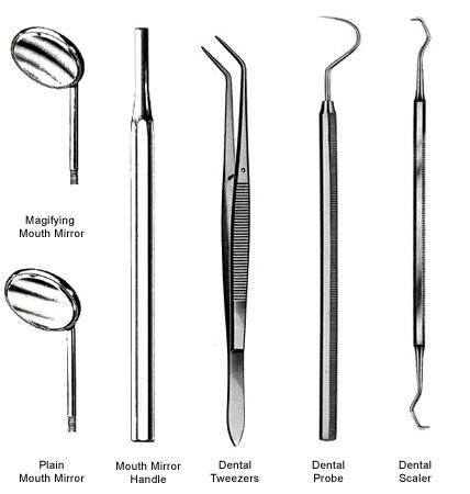 basic dental instruments intelligent dental