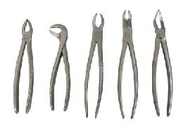 694530 Instruments Used for Dental Extraction
