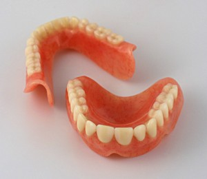 You need to take care of your dentures