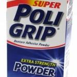 Extra Strength Denture Adhesive Powder
