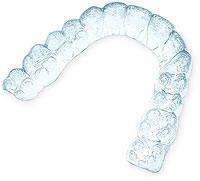 Invisble braces