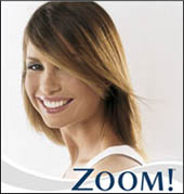 Zoom teeth whitening system