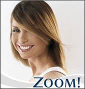Zoom teeth whitening system